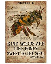 Catchphrase Works Sweet To The Soul Bee 11x17 Poster front