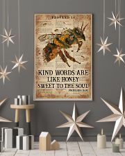 Catchphrase Works Sweet To The Soul Bee 11x17 Poster lifestyle-holiday-poster-1