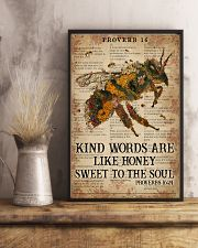Catchphrase Works Sweet To The Soul Bee 11x17 Poster lifestyle-poster-3