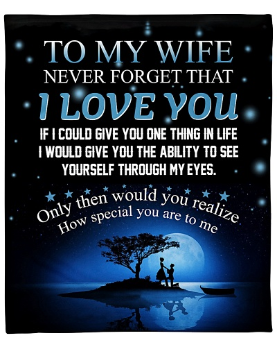 Husband To Wife Never Forget I Love You