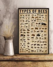 Types Of Bee 16x24 Poster lifestyle-poster-3