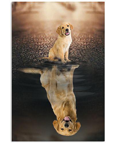Golden Retriever Believe In Yourself