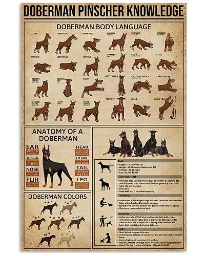 Knowledge Doberman Pinscher Dog
