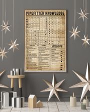 Pipefitter Knowledge 11x17 Poster lifestyle-holiday-poster-1