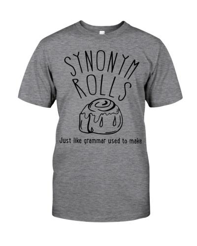 Synonym Rolls Reading