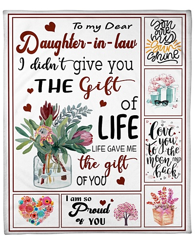Mom To Daughter In Law Gift Of Life Flower
