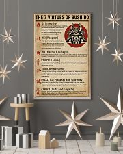 The 7 Virtues Of Bushido 11x17 Poster lifestyle-holiday-poster-1