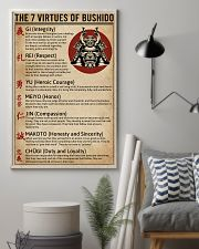 The 7 Virtues Of Bushido 11x17 Poster lifestyle-poster-1