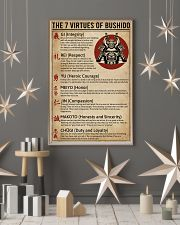 The 7 Virtues Of Bushido 16x24 Poster lifestyle-holiday-poster-1