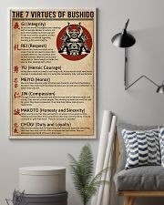 The 7 Virtues Of Bushido 16x24 Poster lifestyle-poster-1