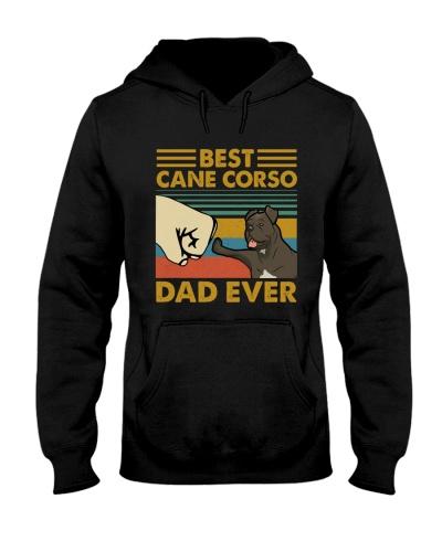 Retro Blue Cane Corso Dad Ever