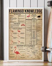 Flamingo Knowledge 16x24 Poster lifestyle-poster-4