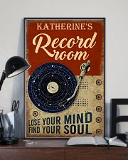 Personalized Vinyl Lose Your Mind 16x24 Poster lifestyle-poster-2