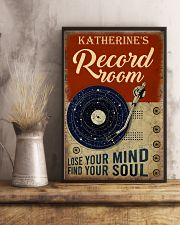 Personalized Vinyl Lose Your Mind 16x24 Poster lifestyle-poster-3