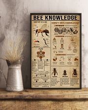 Bee Knowledge  16x24 Poster lifestyle-poster-3