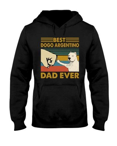 Best Dogo Argentino Dad Ever