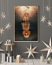 Poodle Believe In Yourself 11x17 Poster lifestyle-holiday-poster-1