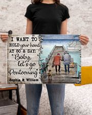 Personalized Pontoon I Want To Hold 24x16 Poster poster-landscape-24x16-lifestyle-20