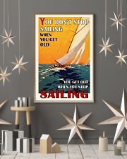 Sailing You Don't Stop Sailing 16x24 Poster lifestyle-holiday-poster-1