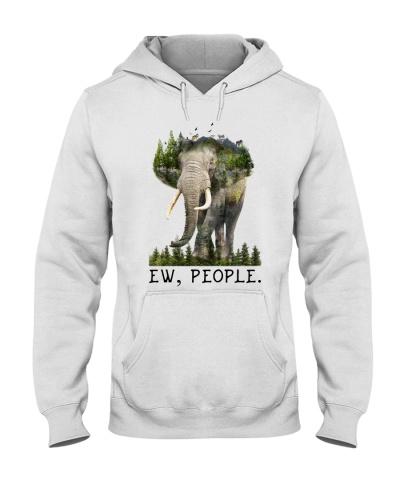 Ew People Elephant