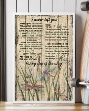 Never Left You Grass Dragonfly 16x24 Poster lifestyle-poster-4