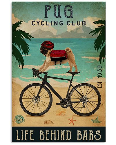 Cycling Club Pug