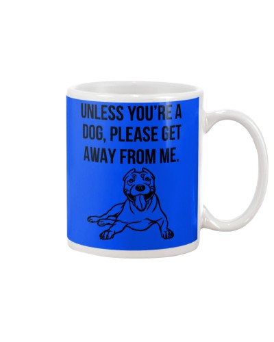 Unless You Are A Pit Bull