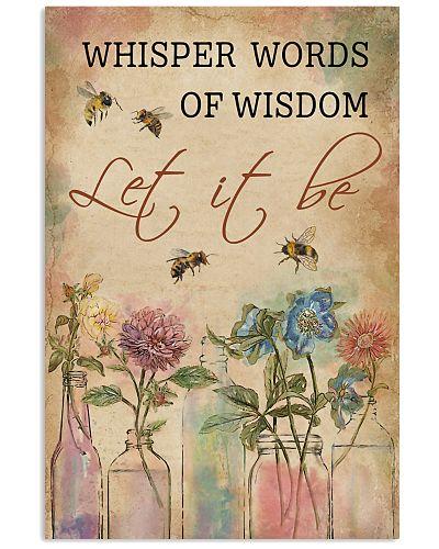 Bee Whisper Words Of Wisdom