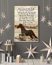 Horse The Ride Goes On 11x17 Poster lifestyle-holiday-poster-1