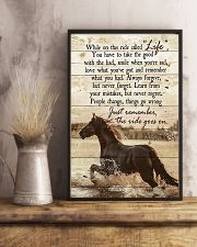 Horse The Ride Goes On 11x17 Poster lifestyle-poster-3