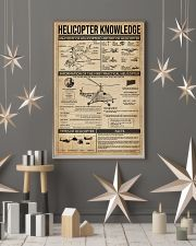 Helicopter Knowledge 11x17 Poster lifestyle-holiday-poster-1