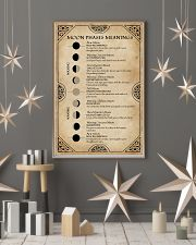 Moon Phases Meanings Witchery 16x24 Poster lifestyle-holiday-poster-1