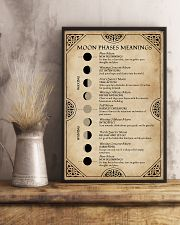 Moon Phases Meanings Witchery 16x24 Poster lifestyle-poster-3