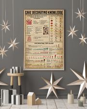 Cake Decorating Knowledge 11x17 Poster lifestyle-holiday-poster-1