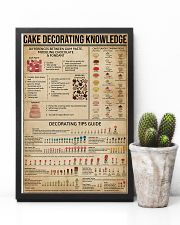 Cake Decorating Knowledge 11x17 Poster lifestyle-poster-8