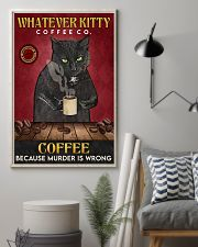 Black Cat Coffee Company 16x24 Poster lifestyle-poster-1