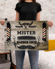Personalized Barber Shop 24x16 Poster poster-landscape-24x16-lifestyle-20