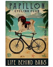 Cycling Club Papillon 11x17 Poster front
