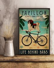 Cycling Club Papillon 11x17 Poster lifestyle-poster-3