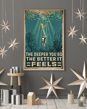 The Deeper You Go Diving 11x17 Poster lifestyle-holiday-poster-1