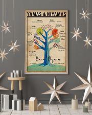Yamas And Niyamas Raja Yoga 16x24 Poster lifestyle-holiday-poster-1