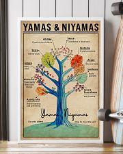 Yamas And Niyamas Raja Yoga 16x24 Poster lifestyle-poster-4