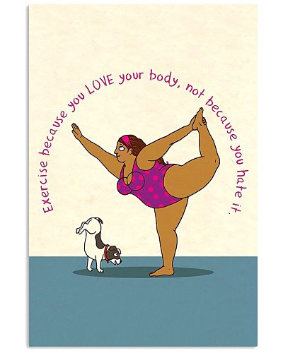 Because You Love Your Body Yoga