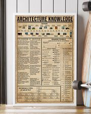Architecture Knowledge 16x24 Poster lifestyle-poster-4