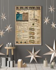 Oil Drilling Knowledge 11x17 Poster lifestyle-holiday-poster-1
