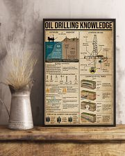 Oil Drilling Knowledge 11x17 Poster lifestyle-poster-3