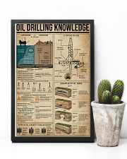Oil Drilling Knowledge 11x17 Poster lifestyle-poster-8