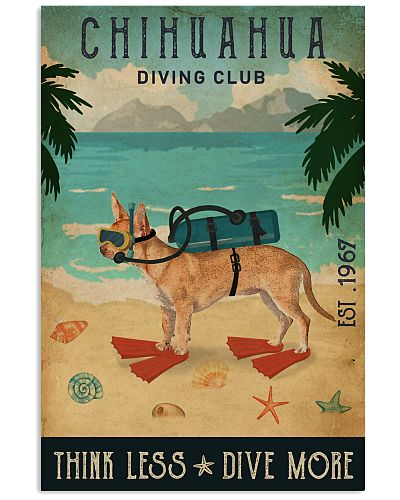 Vintage Diving Club Chihuahua