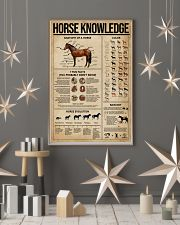 Horse Knowledge 16x24 Poster lifestyle-holiday-poster-1
