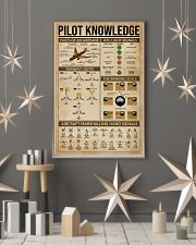 Pilot Knowledge 16x24 Poster lifestyle-holiday-poster-1